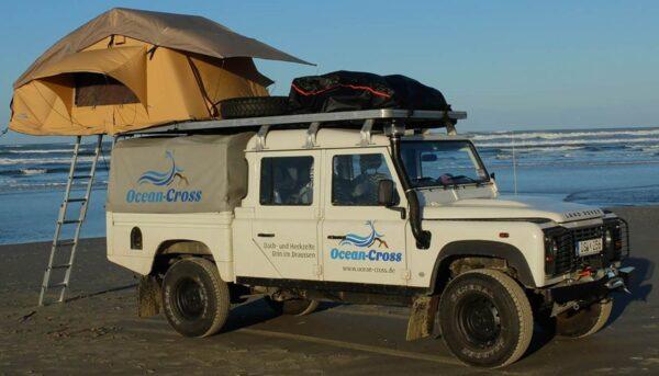 Dachzelt Gobi 160 - Dachzelte Ocean Cross