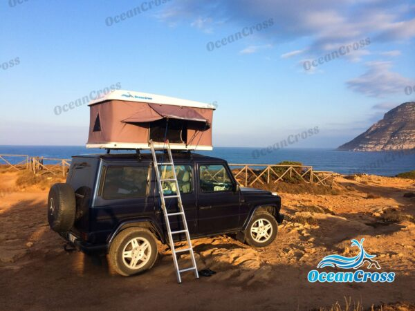 Dachzelt Outback 145- Dachzelte Ocean Cross