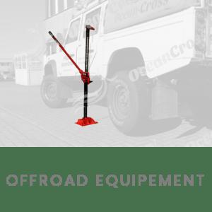 Offroad equipment