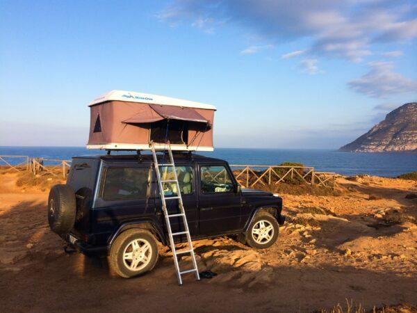 Dachzelt Outback 145 - Dachzelte Ocean Cross